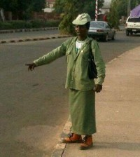 female corper